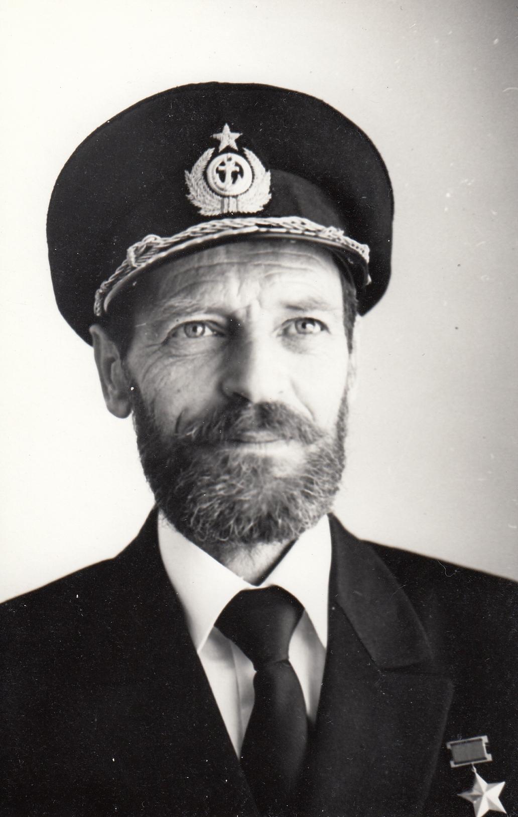 90-та годишнина от рождението капитан Георги Георгиев